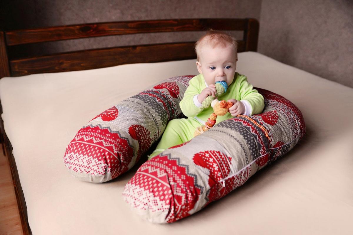 Подкова подушка для беременных 87