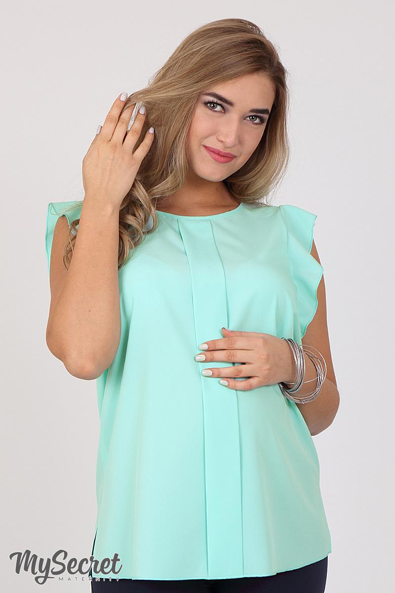 Кофточки и блузки для беременных